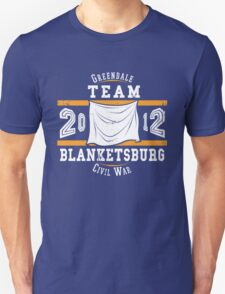 Team Blanketsburg Unisex T-Shirt
