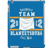 Team Blanketsburg iPad Case/Skin