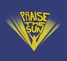 Praise the Sun Emblem by Sulkainenkissa