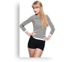 Taylor Swift Canvas Print
