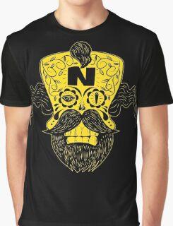 Cortex Calavera Graphic T-Shirt
