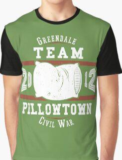 Team Pillowtown Graphic T-Shirt
