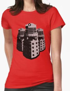 War Machines Womens Fitted T-Shirt