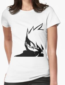 k sketchh Womens Fitted T-Shirt