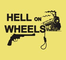 Hell On Wheels by umairchaudhry
