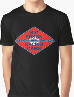 Sig Erson Racing Cams Graphic T-Shirt