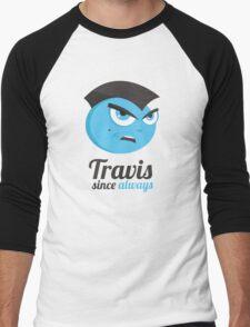Taxi Driver Travis Men's Baseball ¾ T-Shirt