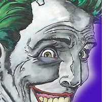 The Joker - The Killing Joke by Raccoon-god