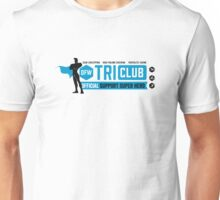 DFW Tri Club - Support Super Hero 2 Unisex T-Shirt