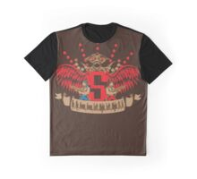Spread Your Wings Graphic T-Shirt