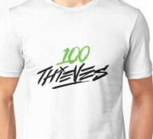 #100Thieves Knows Unisex T-Shirt