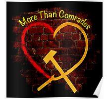 More than Comrades Poster