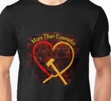 More than Comrades Unisex T-Shirt