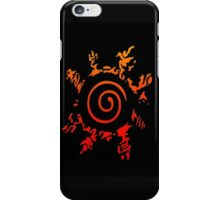 logo Naruto  iPhone Case/Skin