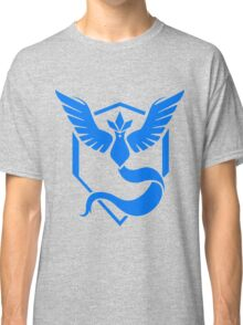 Pokemon Go: Team Mystic Blue  Classic T-Shirt