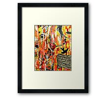 Personal Collage  Framed Print