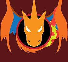 Mega Charizard Y Icon by Kiro13