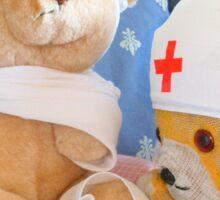 First aid is fun Sticker
