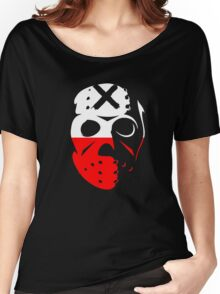 friday 13 Mask Women's Relaxed Fit T-Shirt