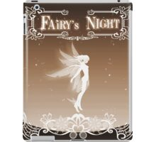 Lonely fairy iPad Case/Skin