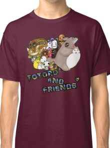 totoro and friends! Classic T-Shirt