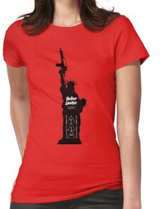 helter skelter Liberty Womens Fitted T-Shirt