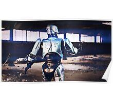 Robocop in action Poster