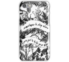 Migraine Twenty One Pilots iPhone Case/Skin