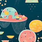 When You Wish Upon A Watermelon by brigittehuynh