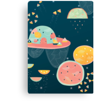 When You Wish Upon A Watermelon Canvas Print