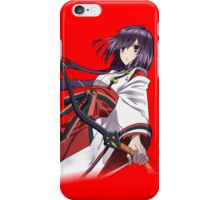 natsume omnio mage iPhone Case/Skin