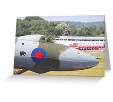 The Spirit Of Great Britain - Farnborough 2014 Greeting Card