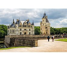 Chateau de Chenonceau, France Photographic Print