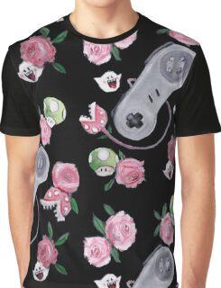 Feminintendo Graphic T-Shirt