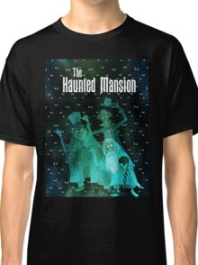 Haunted Mansion's Hitchhiking Ghosts Classic T-Shirt