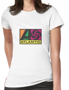 Atlantic Records Womens Fitted T-Shirt