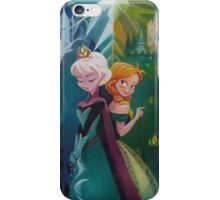Frozen Apart iPhone Case/Skin