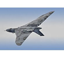 Vulcan - Valedation Display - Farnborough 2014 Photographic Print