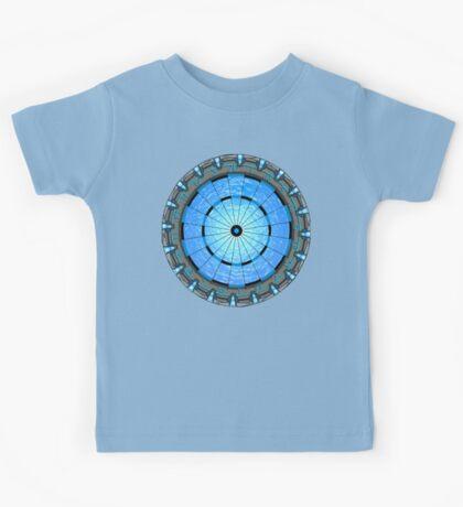 Stargate Dartboard Kids Tee