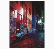 Evening in Hosier Lane T-Shirt