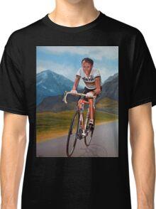Joop Zoetemelk Painting Classic T-Shirt