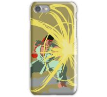 Ryu's Parry iPhone Case/Skin
