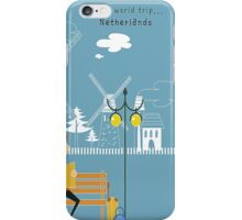 Netherlands 578 iPhone Case/Skin
