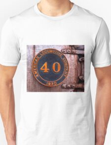 Old Number 40 Unisex T-Shirt