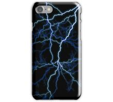 Natures Art (lightning) iPhone Case/Skin