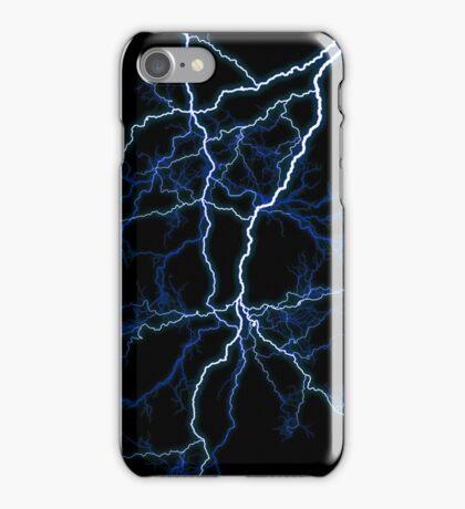 Natures Art (lightning) iPhone Case/Skin