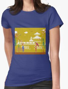 Japan 578 Womens Fitted T-Shirt