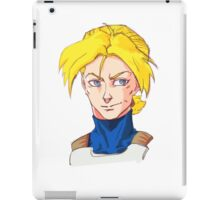 super saiyan Trunks iPad Case/Skin