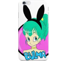 Bulma dragonball iPhone Case/Skin