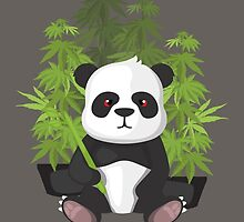 High panda by KushDesigns
